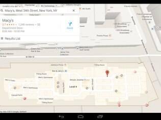 Usuário pode pedir detalhes atualizados sobre o tráfego.