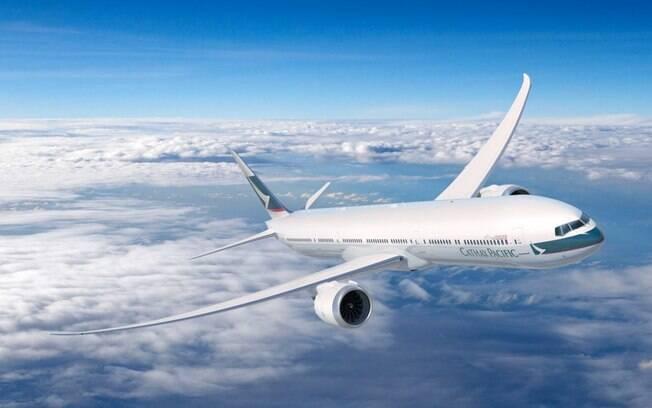 Cathay Pacific postergará o recebimento do Boeing 777X
