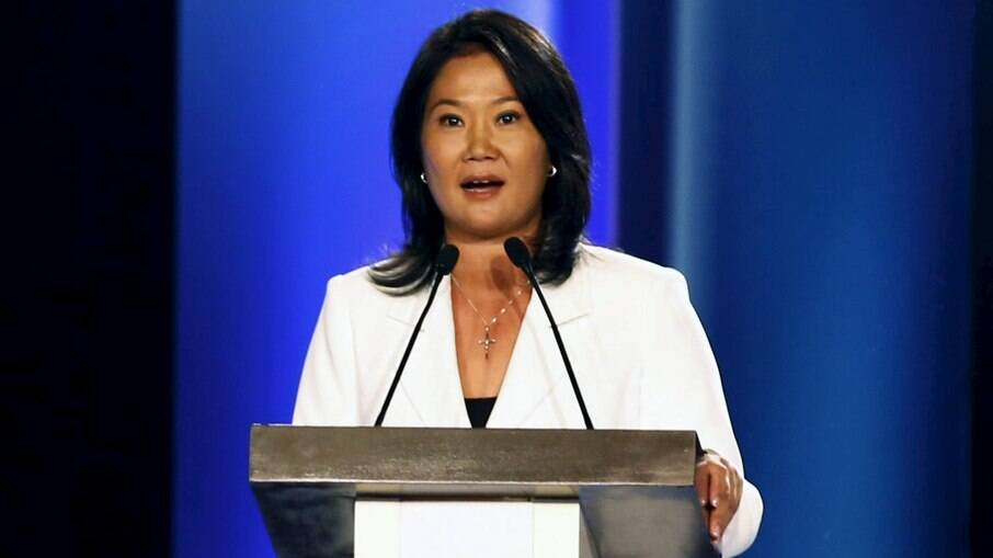 Keiko Fujimori é uma administradora de empresas e política peruana, atualmente presidente do partido Força Popular