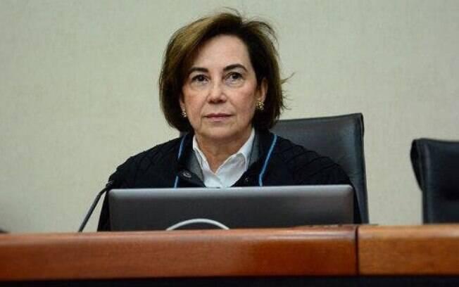 Desembargadora Maria do Carmo Cardoso, do Tribunal Regional Federal da 1ª Região (TRF-1)