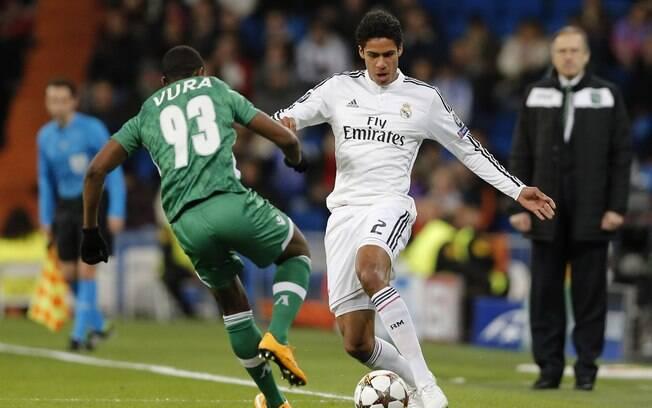 Real Madrid estipulou  multa bilionária para travar saída de Varane