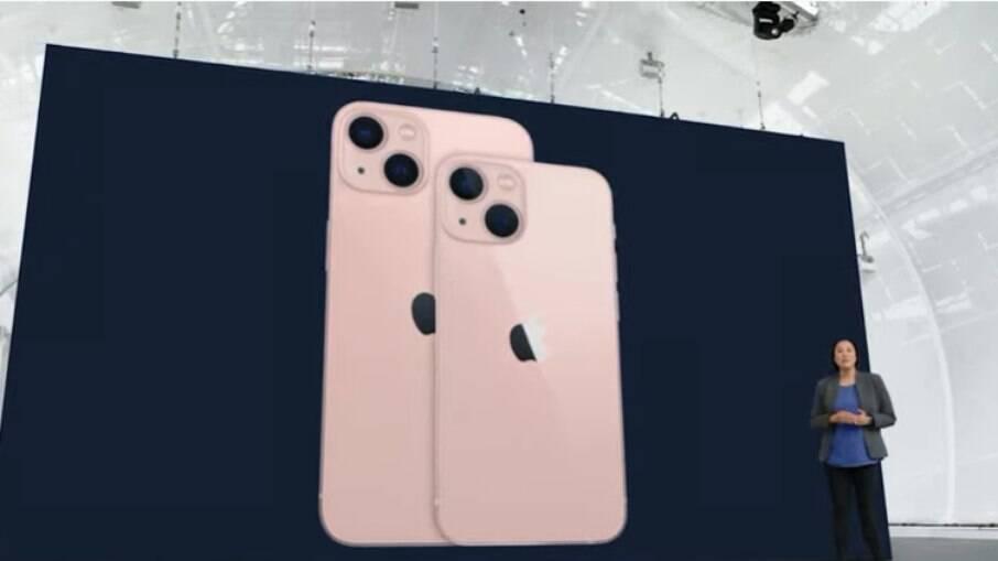 iPhone 13 e iPhone 13 Mini