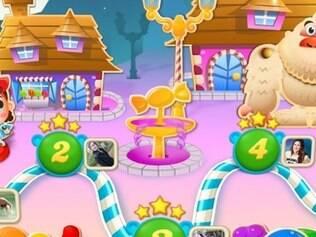 Novo 'Candy Crush' é lançado para Android e iOS