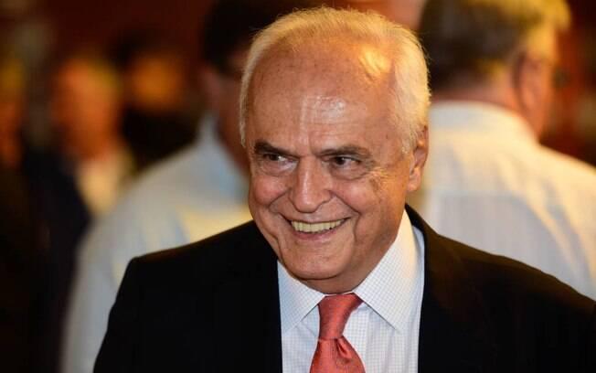 Leco foi reeleito presidente do São Paulo