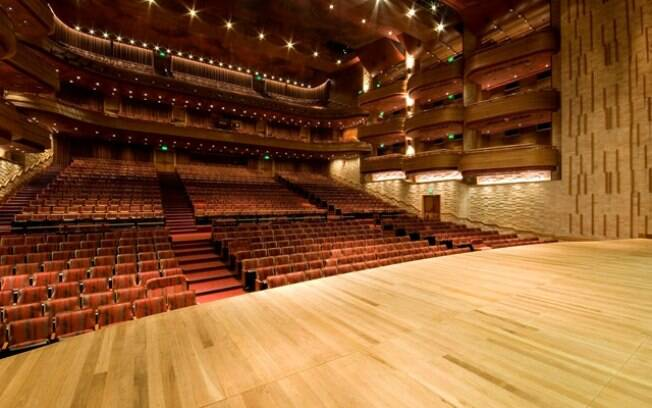Teatro Bradesco comemora nove anos de atividade