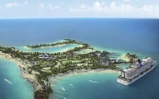 Conheça as belezas naturais de um cruzeiro pelo Caribe e Antilhas