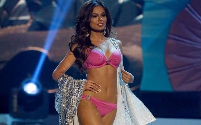 Miss Índia. Foto: AP
