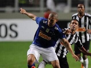 Nilton fez até aqui 68 jogos e marcou 10 gols no Cruzeiro