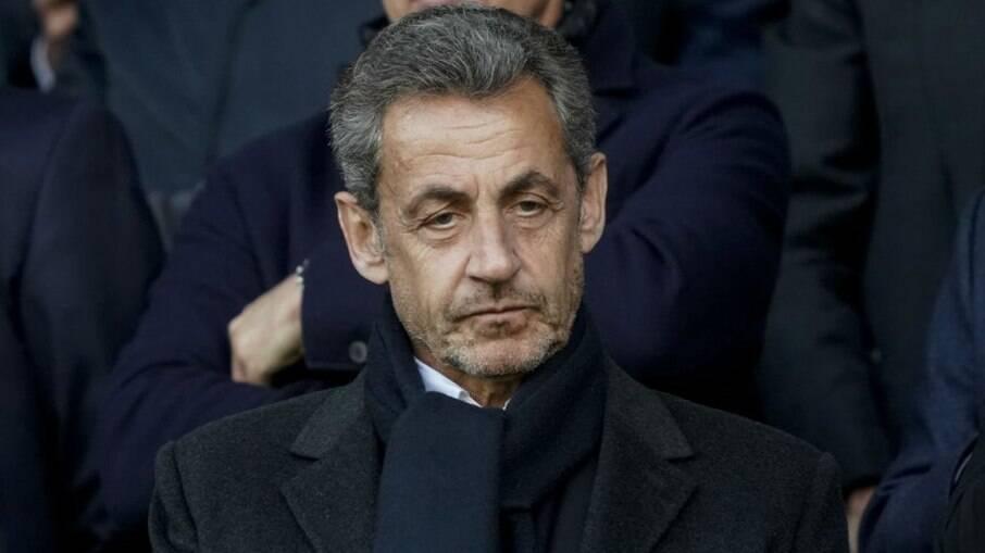 Ex-presidente francês, Nicolas Sarkozy