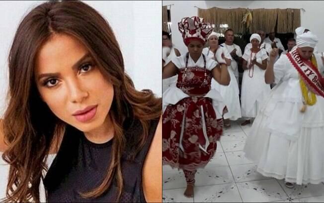 Anitta é uma Ekedi; veja o que isso significa no candomblé