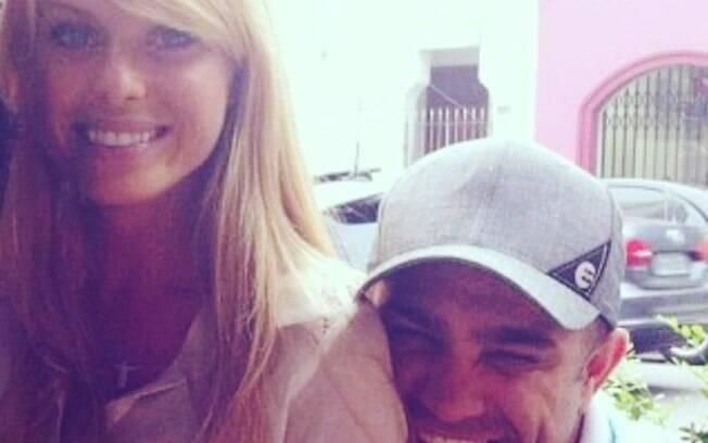 Famosos lamentam morte de Caroline Bittencourt