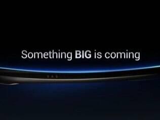 Convite da Samsung para o lançamento de seu próximo smartphone, que pode ser o Nexus Prime