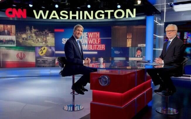 A CNN Brasil funcionará como a GloboNews e estará disponível para assinantes de TV a cabo em tempo integral