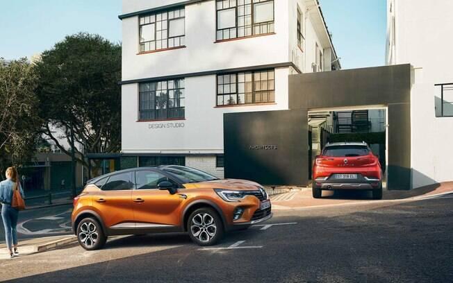 Novo Renault Captur adiciona tecnologias, eficiência e personalidade. No Brasil, segue baseado no Duster