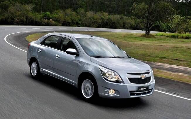 Chevrolet, Cobalt, sedã