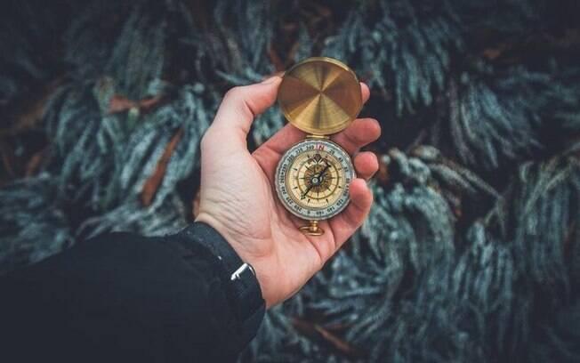 Descubra o melhor caminho para você ajustando a bússola da sua vida
