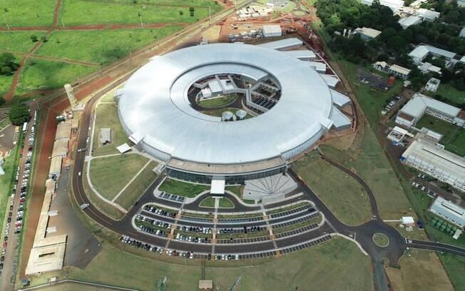 Sirius, o acelerador de partículas mais potente do mundo, inaugurado em Campinas