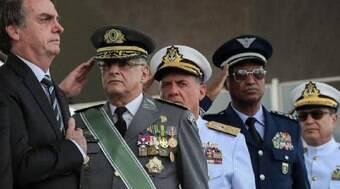 Bolsonaro faz parte de projeto militar de governo, diz antropólogo