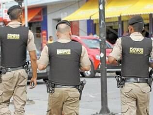 Novos policiais começam a trabalhar nesta sexta (28) nas principais áreas da cidade