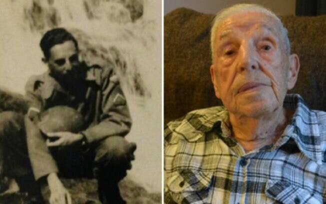Aos 95 anos, veterano João Ferreira de Albuquerque relembra participação em um dos maiores conflitos do século 20
