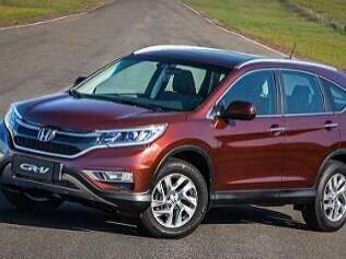 Renovado, Honda CR-V fica mais caro