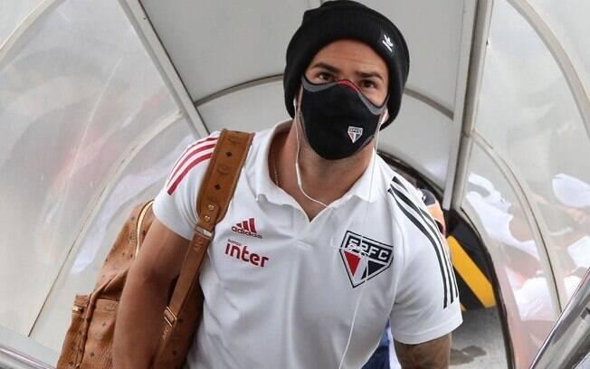 Alexandre Pato segue sem clube desde que deixou o São Paulo