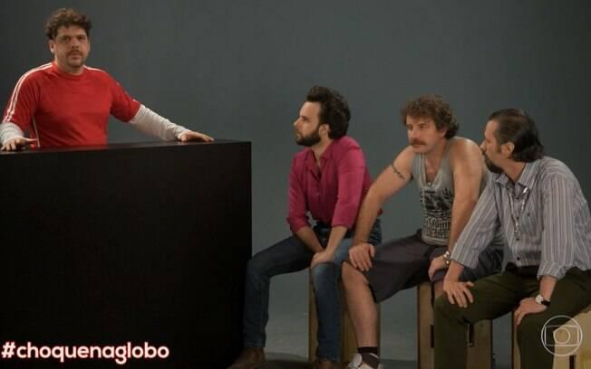 Os maiores nomes do transporte alternativo encerram a temporada do Choque de Cultura na Globo