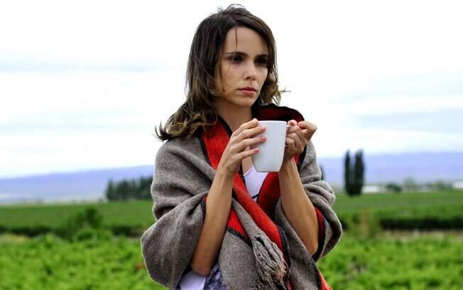 Débora Falabella como a vingativa Nina de