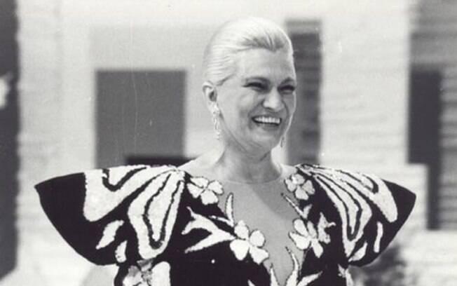 Hebe Camargo nos anos 80, no SBT