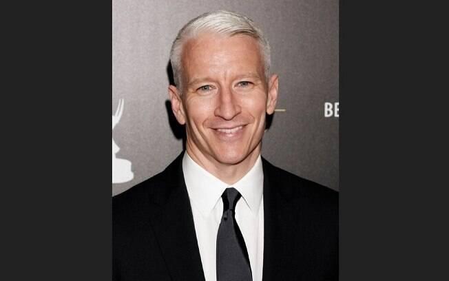 'A verdade é que eu sou gay, sempre fui, sempre serei e não poderia estar mais feliz', disse o jornalista Anderson Cooper. Foto: Reprodução/Guff.com