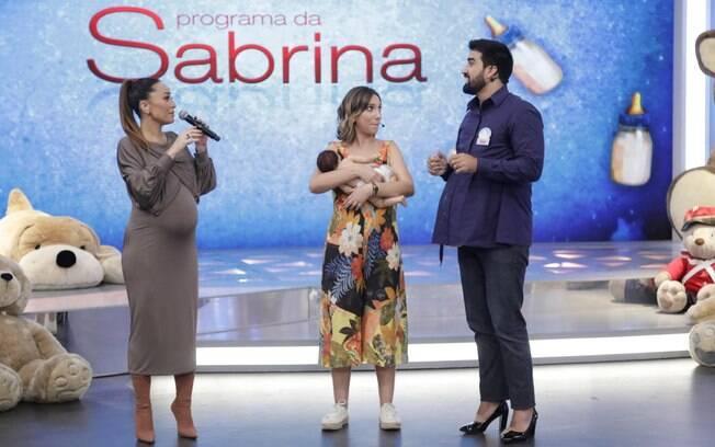 Sabrina Sato no programa que vai ao ar neste sábado (3)
