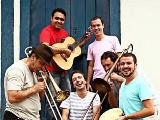 Atração.  Clube do Choro de Betim promete show animado na praça