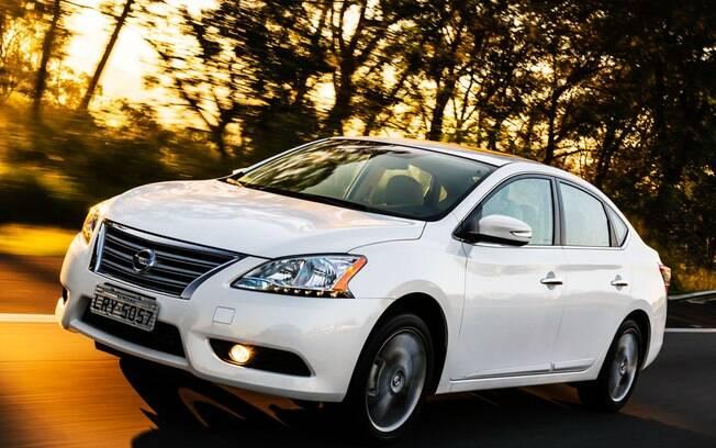 O Nissan Sentra também aparece com destaque na lista dos seminovos mais defeituosos da Engie
