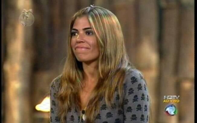 Raquel Pacheco se livra da Roça