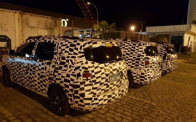 Chevrolet Spin. Foto: Alex Ruffo/ Máquinas na Pan