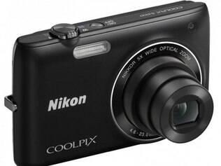 Nikon Coolpix S4100, disponível por R$ 599