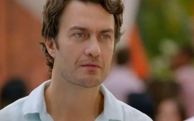 Laerte (Gabriel Braga Nunes) vai levar um tiro no último capítulo da novela