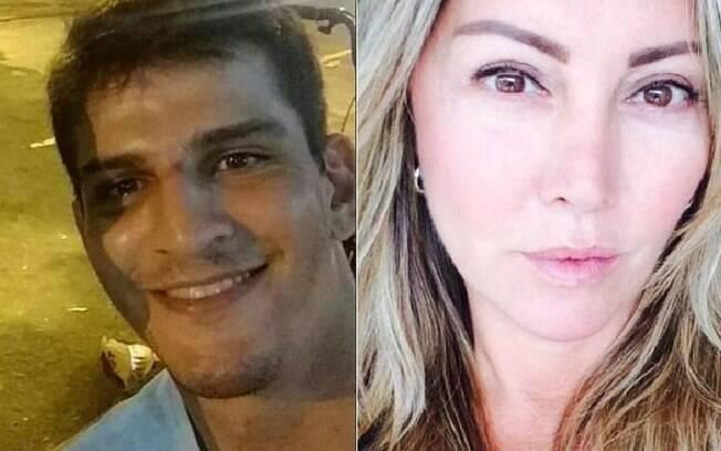 Elaine Caparroz foi espancada durante 4 horas em seu apartamento, no Rio de Janeiro