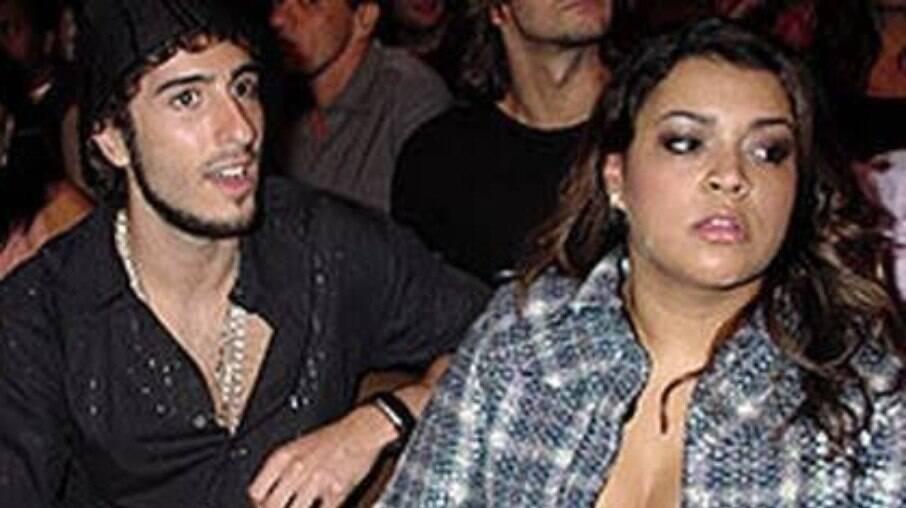 Marcos Mion e Preta Gil já namoraram