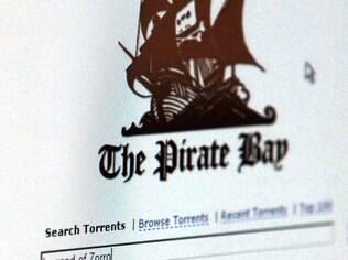 Pirate Bay mesmo constantemente processado, continua funcionando