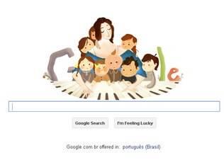Pianista Clara Schumann ganhou homenagem do Google