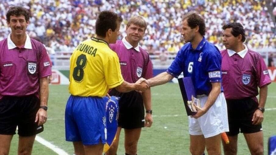 Sándor Puhl apitou final Brasil e Itália na Copa de 1994