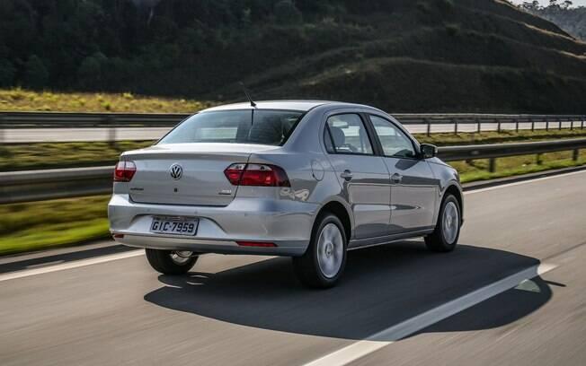 VW Voyage 1.6 automático agora não sai por menos de R$ 72.490 de acordo com a nova tabela da marca alemã