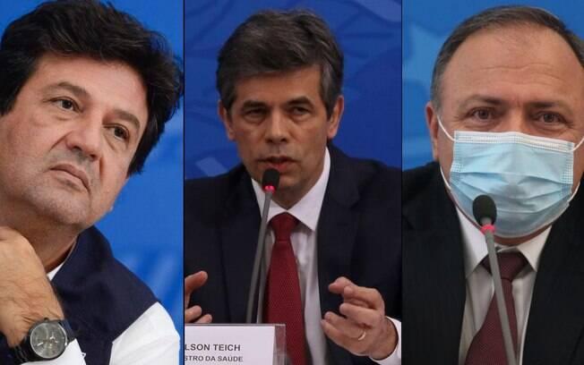 CPI da Covid: O que esperar dos depoimentos de Mandetta, Teich e Pazuello