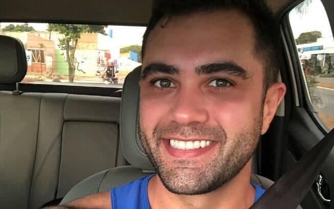 Thiago Costa, filho de Leandro