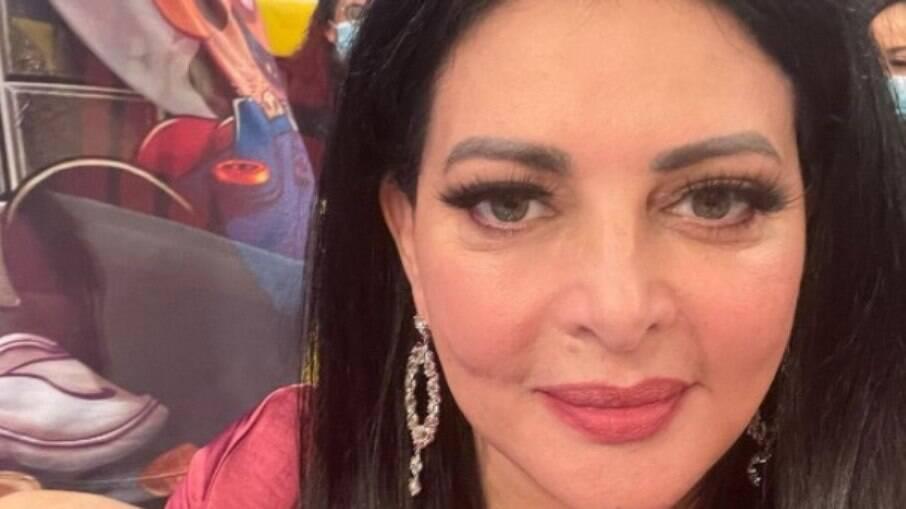 Sônia Lima relembra ensaios nu