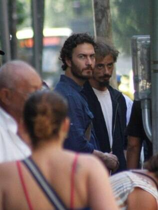 Gabriel Braga Nunes: nada de folga no fim de semana