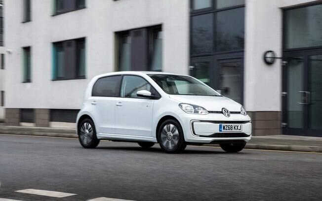 Assim como o Fiat 500, o VW Up! será encontrado na Europa apenas em versões movidas a eletricidade