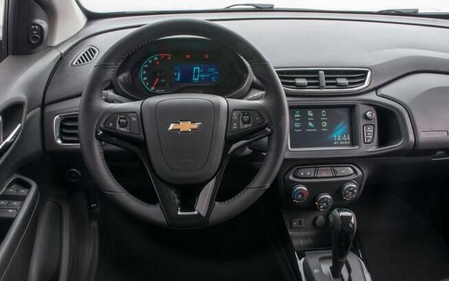 Chevrolet Onix E Prisma Ganham Nova Cara Hatch Parte De R 44890