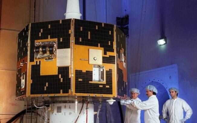 O satélite IMAGE foi encontrado por amadores e chocou a Nasa por ainda estar em pleno funcionamento